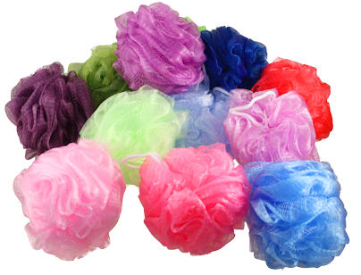 Bath Scrubbies