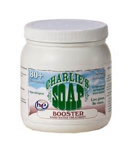 Charlie's Soap Laundry Booster & Hard Water Treatment