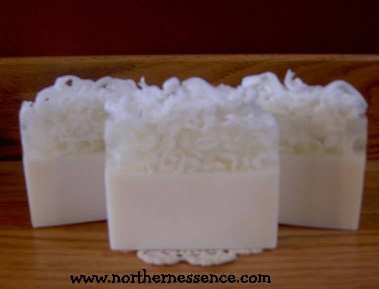 Coconut Cream Pie Soap