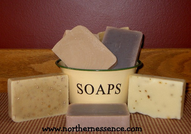 Chestnuts & Brown Sugar Soap