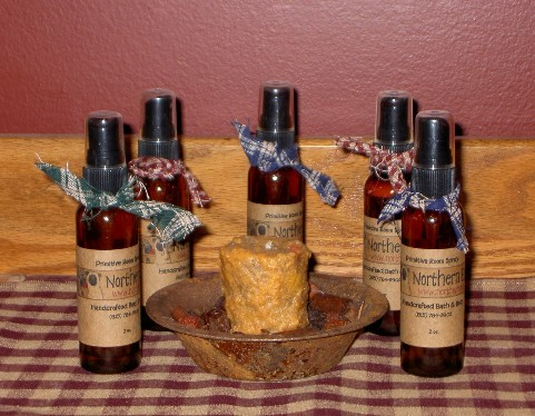 Primitive Room Sprays