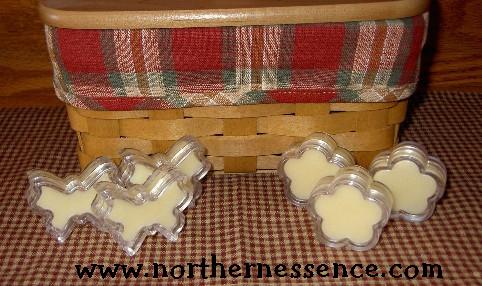 Shaped Lip Butter Pods