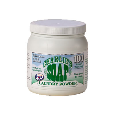 Charlie's Laundry Soap�