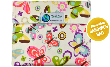 Planet Wise Reusable Sandwich Bags